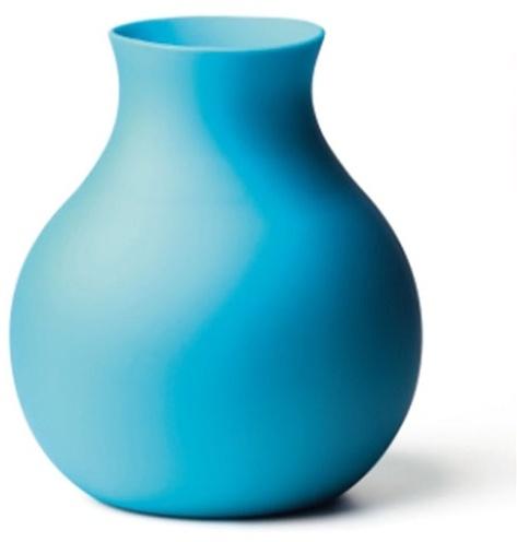 Menu rubber vase large