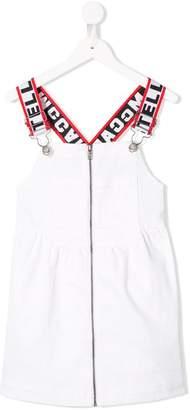 Stella McCartney dungaree dress
