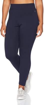Danskin Women's Plus Size Essential Ankle Legging