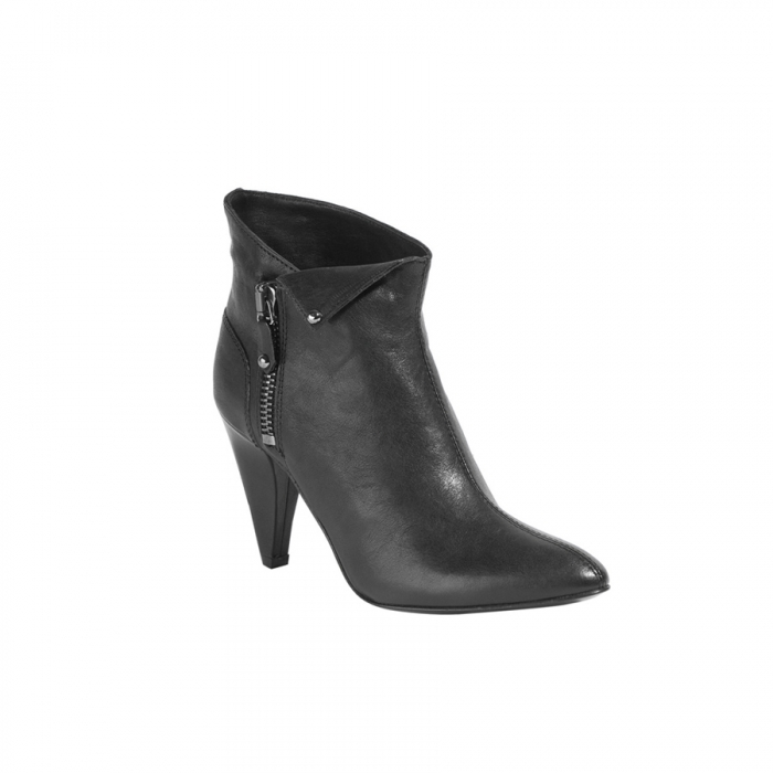 Belle by Sigerson Morrison Black Ankle-Boots