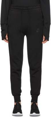 Nike Black Tech Fleece Lounge Pants