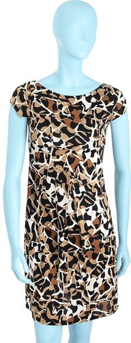 Diane von Furstenberg Lluvia Fitted Dress