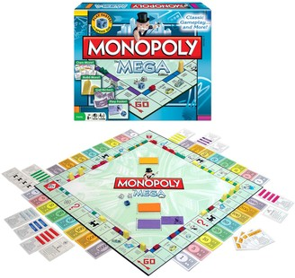 Monopoly: The Mega Edition Game