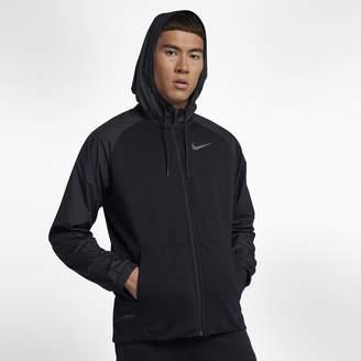 Nike Men's Utility Full-Zip Training Hoodie Dri-FIT