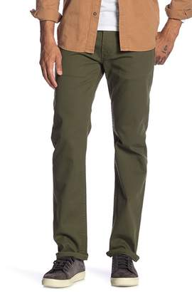 "Levi's 513 Rainforest Slim Straight Fit Jeans - 30-36"" Inseam"