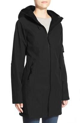 Ilse Jacobsen Regular Fit Hooded Raincoat