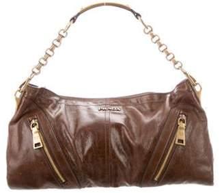 Prada VItello Shine Nocciolo Shoulder Bag Brown VItello Shine Nocciolo Shoulder Bag