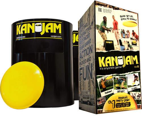 Kan Jam 5 Piece Kan Jam Game Set
