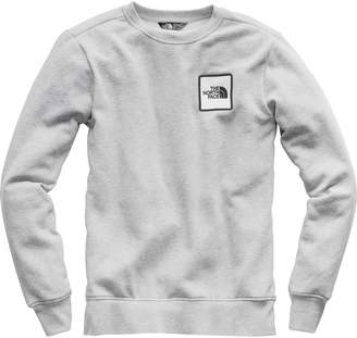 The North Face Pullover Novelty Box Crew Sweatshirt - Men's
