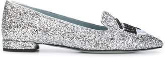 Chiara Ferragni Flirting ballerina shoes