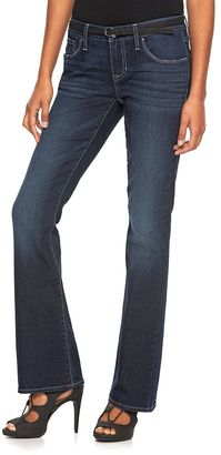 Women's Apt. 9® Modern Fit Bootcut Jeans $44 thestylecure.com