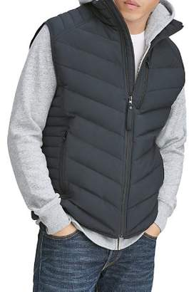 Andrew Marc Withers Packable Quilted Down Vest