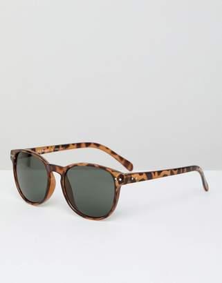 A. J. Morgan Aj Morgan Clear Frame Square & Retro Sunglasses
