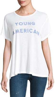 Wildfox Couture Women's Young American Manchester Tee