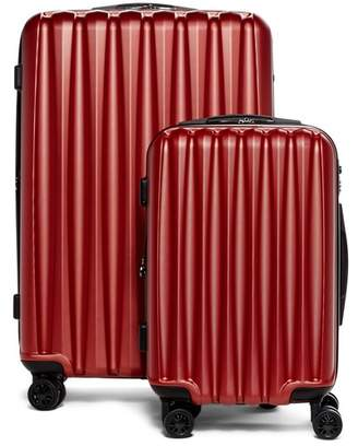 CalPak LUGGAGE Verdugo 2-Piece Spinner Luggage Set
