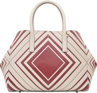 Anya Hindmarch Diamonds Ebury Small Featherweight Tote $1,538 thestylecure.com