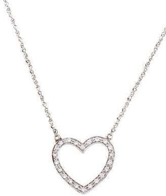 Rina Limor Fine Jewelry 14K Diamond Heart Pendant Necklace