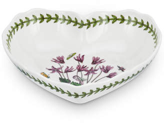 Portmeirion Botanic Garden Heart Shaped Dish