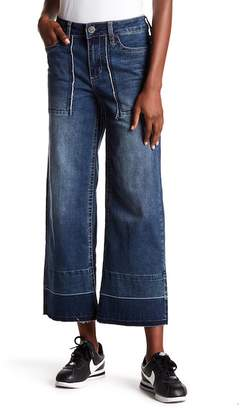 Seven7 Wide Leg Gaucho Jeans
