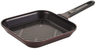 Red Ruby My Pan 28cm Induction Grill Pan