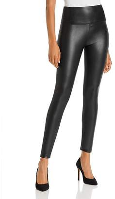 BAGATELLE.NYC High-Rise Faux Leather Leggings - 100% Exclusive