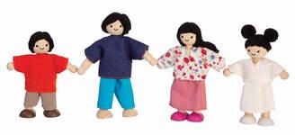 Plan Toys Dollhouse Doll Family Asian
