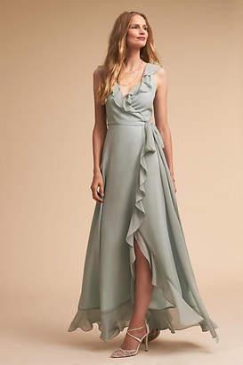 Anthropologie Julliard Wedding Guest Dress