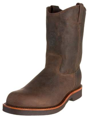 """Chippewa Men's 20075 10"""" Rugged Handcrafted Pull-On Boot"""