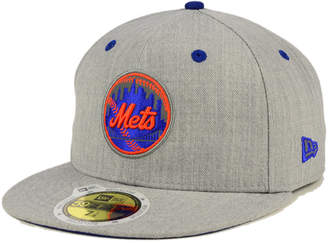 New Era New York Mets Total Reflective 59FIFTY Fitted Cap
