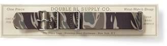 Ralph Lauren Camo Polyester Watch Strap
