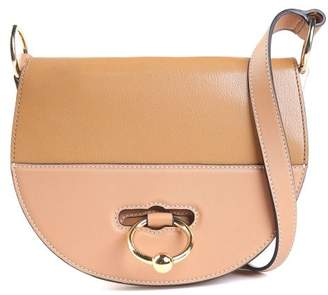 J.W.Anderson Latch Halfmoon Smooth-leather Cross-body Bag