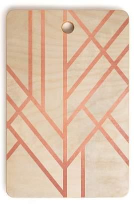 Deny Designs Elisabeth Fredriksson Art Deco Cutting Board