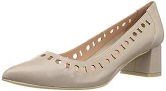 French Sole Women's Winged Pump
