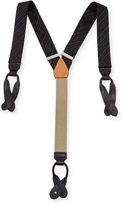 Trafalgar Formal Ravello Silk Braces
