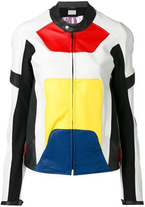Alyx panelled colour block jacket