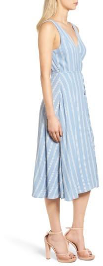 Women's Privacy Please Wilson Wrap Midi Dress 2
