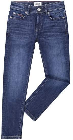Saxton Kinder-Jeans Skinny   Jungen (110)