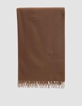 A.P.C. Polska Wool Scarf in Camel