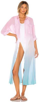 Rococo Sand x REVOLVE Ciel Shirt Dress