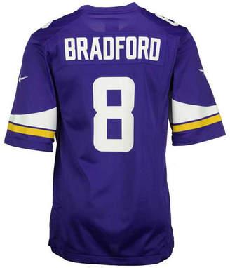 Nike Men's Sam Bradford Minnesota Vikings Game Jersey