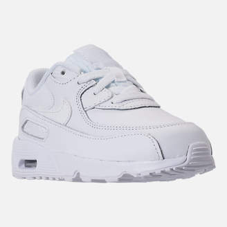 Nike Kids' Toddler 90 Leather Running Shoes