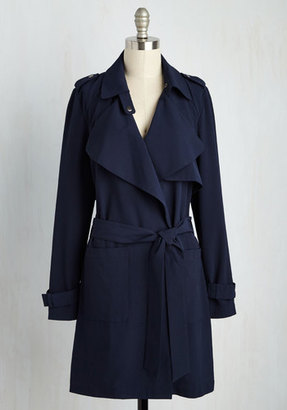 Love Tree Fashion Inc Polished Personality Trench $64.99 thestylecure.com