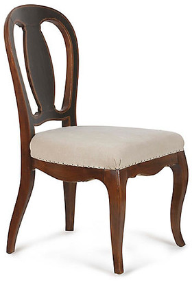 Bunny Williams Home Embassy Side Chair - Natural