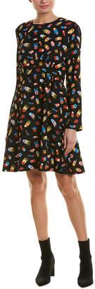 Love Moschino A-Line Dress