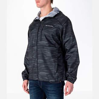 Columbia Men's Flash Forward Print Windbreaker Jacket