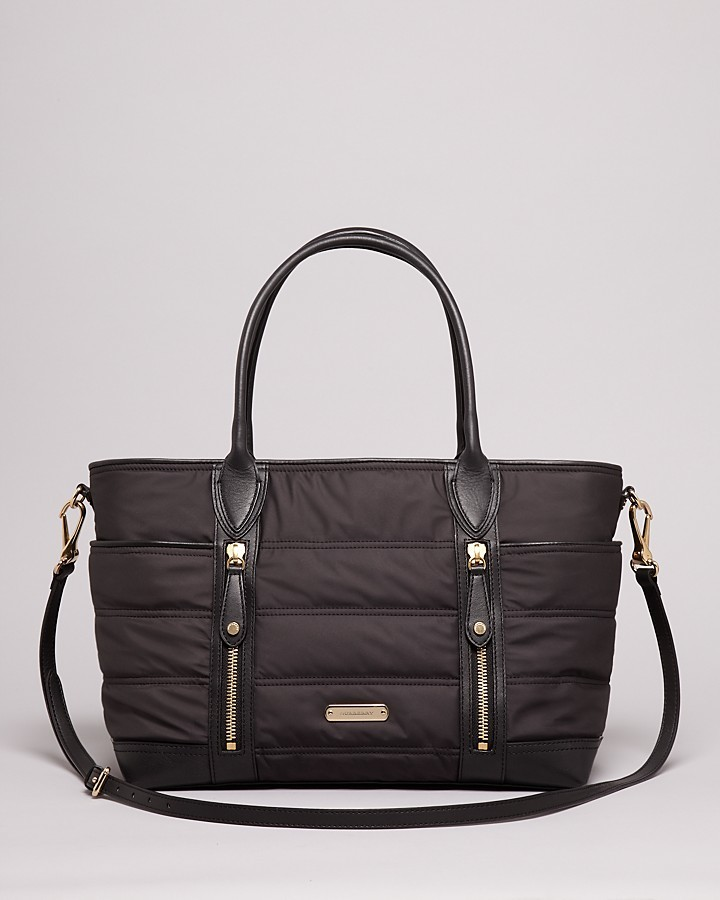 Burberry Olympia Diaper Tote