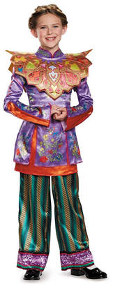 BuySeasons Alice in Wonderland Through The Looking Glass Deluxe Asian Alice Big Girls Costume