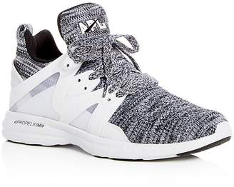 APL Athletic Propulsion Labs Women's Ascend Trainer Lace Up Sneakers