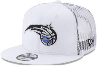 New Era Orlando Magic Summer Time Mesh 9FIFTY Snapback Cap