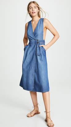 5c5540eb5f Free People Keeping My Cool Denim Dress